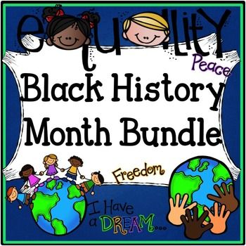 This resource includes all 3 of our Black History I have... Who has? Games as well as our Black History Bingo (with 30 pre-made cards) to help students learn fun and interesting black history facts about current and historical civil rights leaders and others.