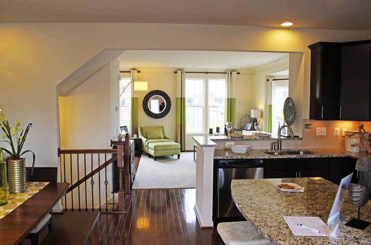 The New Mozart Model By Ryan Homes At Villages Of Urbana