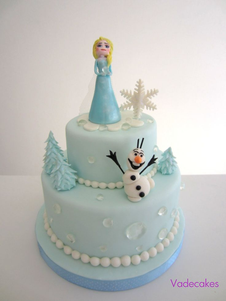 Frozen Disney Cake Cake Disney Frozen Cake Disney Cakes