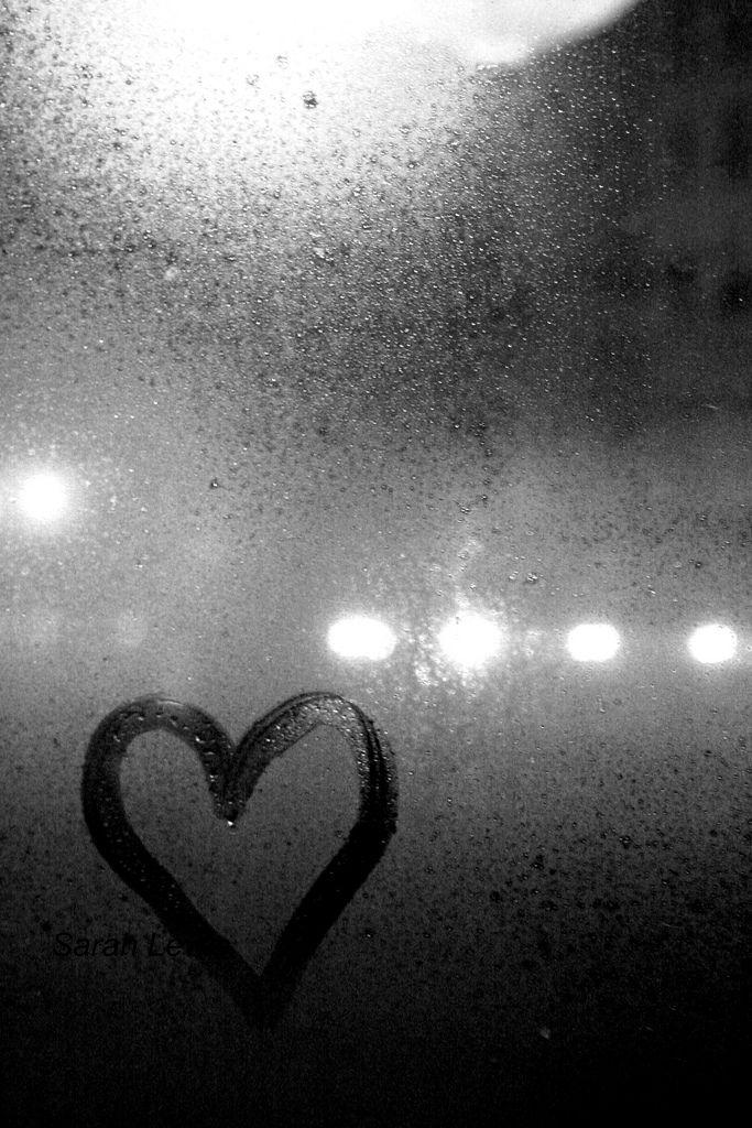 love on a rainy day. E x