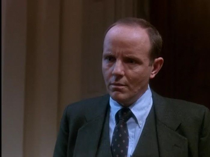 """Benjamin Stone is an Executive Assistant District Attorney on Law& Order. Stone worked under Alfred Wentworth (in the intended pilot episode) and Adam Schiff. It was Schiff with whom he is closest, treating him as a kind of surrogate father (his own father having been an overbearing alcoholic, as revealed in the episode """"Prescription for Death"""".) Stone is divorced and has a son named Peter, who is the Deputy Chief of the Special Prosecutions Bureau in Chicago, and a daughter."""