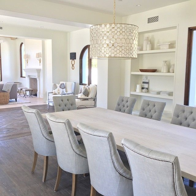 Dining Rooms Dream: 17 Best Ideas About Long Dining Tables On Pinterest