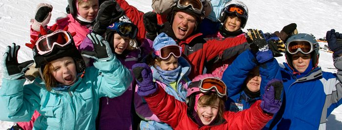 Smuggers' Winter Family Vacation Packages = Guaranteed Family Fun!