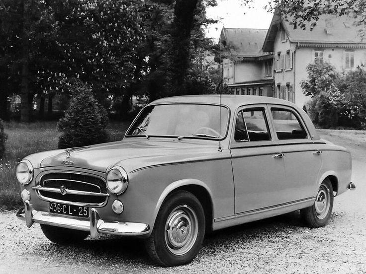 Peugeot 403 - 1955