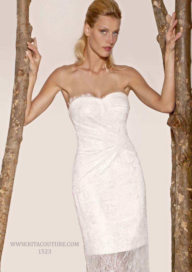 ABITO DA SPOSA MADE IN ITALY - WEDDING DRESS MADE IN ITALY