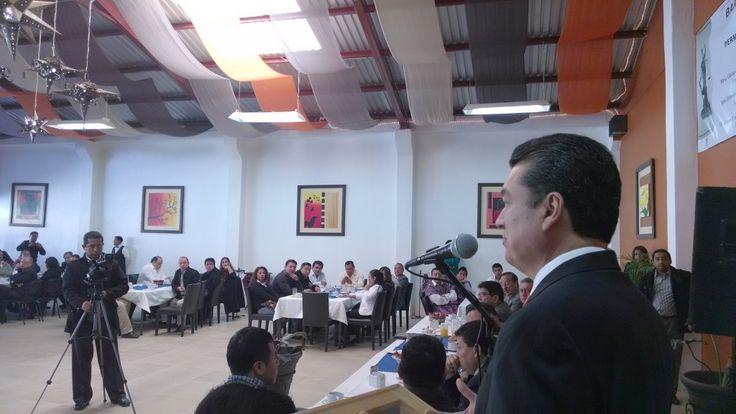 BARRA DE ABOGADOS A.C., SE REUNIÓ CON EL PRESIDENTE DEL PODER JUDICIAL DEL ESTADO.// SCLC