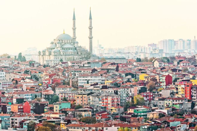 An emotional love letter to Istanbul