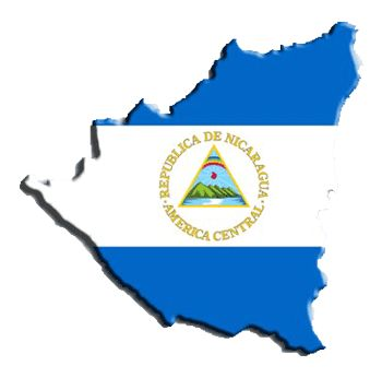 Nicaragua  http://2.bp.blogspot.com/-2VKkHB-LObA/Tg7BQKSvuyI/AAAAAAAANN0/kanBUEbjUv8/s1600/nicaragua+flag+map.gif