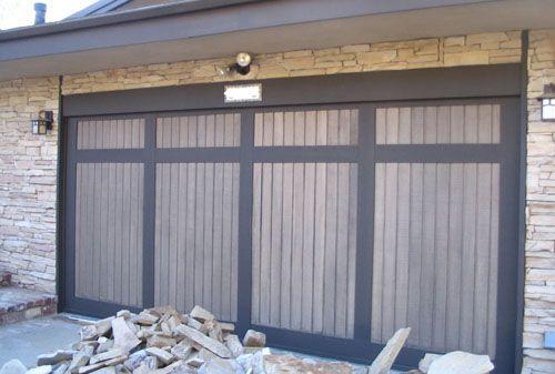 Diy carriage door for garage diy to do list pinterest for Build carriage garage doors
