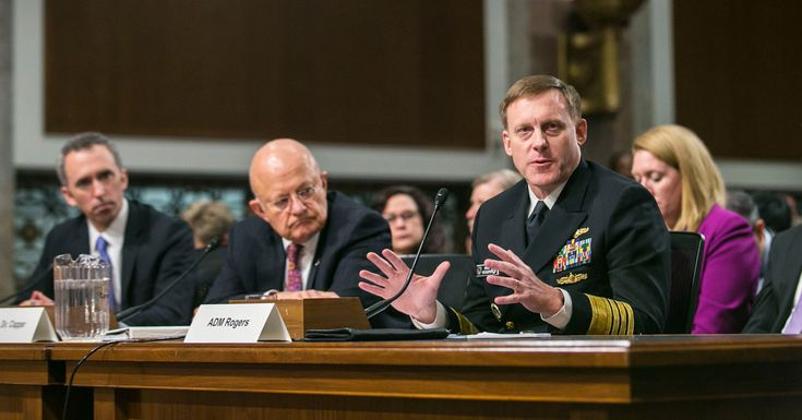 In a hearing, top intelligence officials and senators of both parties pushed back forcefully in a display that seemed directed solely at President-elect Donald J. Trump.