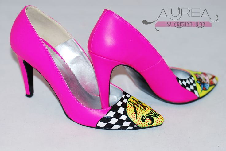 tweested shoes