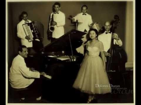 Dolores Duran - Nel Blu Dipintu di Blu (1958)