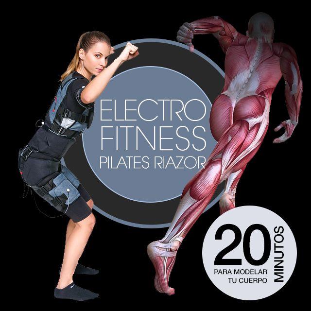 Pilates Riazor trae en La Coruña, lo nuevo en EMS para adelgazar, aliviar las articulaciones y equilibrar el sistema muscular.
