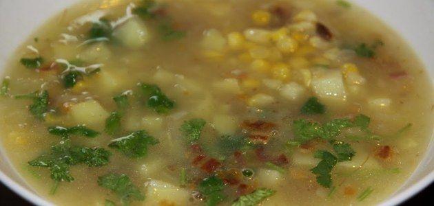 Кукурузный суп: не посоле, но все-таки... – Вся Соль - кулинарный блог Ольги Баклановой