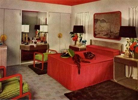 17 best images about 1940sbedroom on pinterest vintage for 1940s bedroom ideas