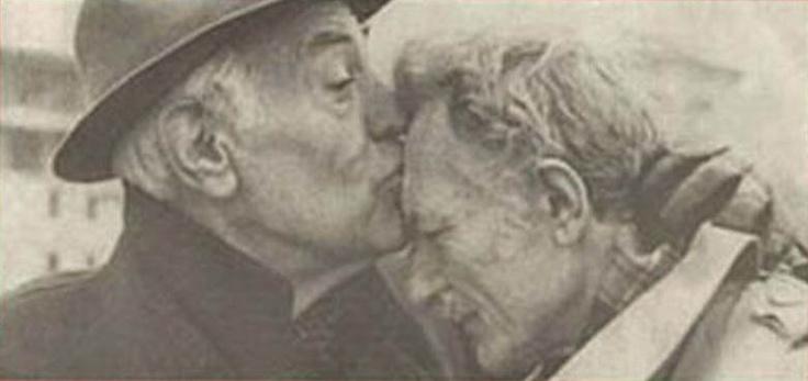 Beşiktaş taraftarının gönlünde taht kuran iki efsane : Baba Hakkı ve Süleyman Seba