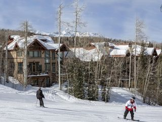The grass is greener on this side - Ski in/out, Mountain Village core, Golf course close nearby: Trailside at Pine Meadows
