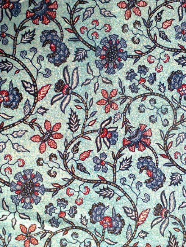 Happy National Batik Day! (Batik Priangan) #Indonesia