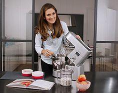 Recettes pour robot Cooking Chef