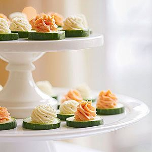 how to serve salmon mousse