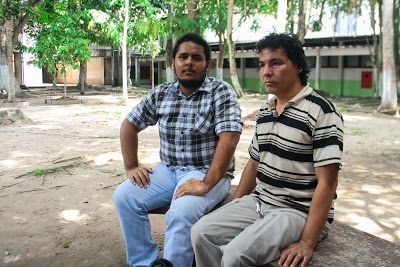 Blog do Filme Namoro Adolescente: Ator e diretor Luxã Nautilho e Alesson Barros, em ...