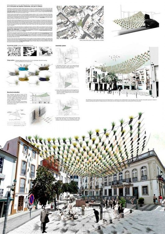 Urban Intervention Winners Built in Abrantes, Portugal for Canal 180's Creative Camp | ArchDaily