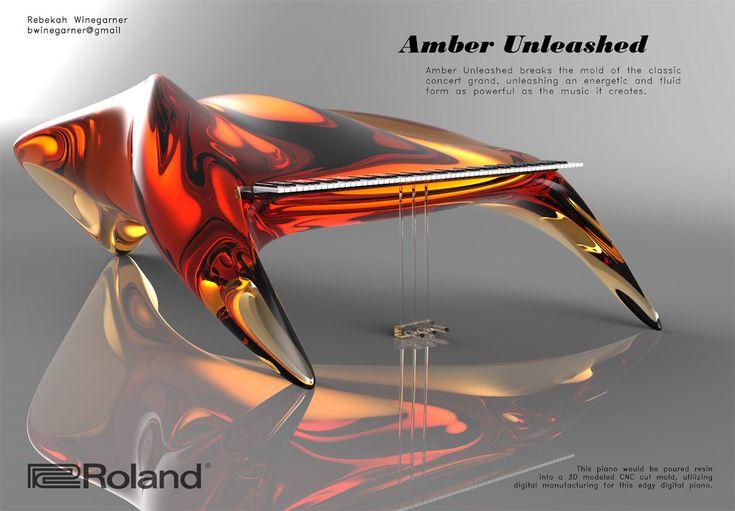 Gorgeous Roland Digital Piano Design Awards http://pinterest.com/cameronpiano