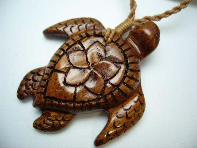 I Love this necklace. I think www.Nani-Honu.com is going to be my favorite place to go for Hawaiian things.