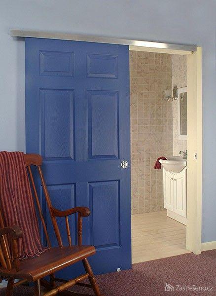 Ani na posuvných dverách sa farieb nemusíme vzdávať, autor: jhusa.net