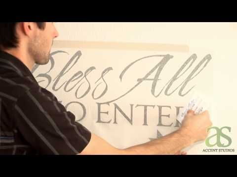 Best Plotter Cutter My Next Hobby Images On Pinterest - Vinyl wall decal application youtube