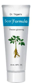 Scar Cream - Ginseng Cream for Stretch marks - Ginseng cream for Keloid Treatment