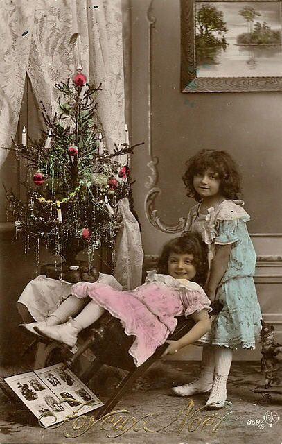 Vintage children