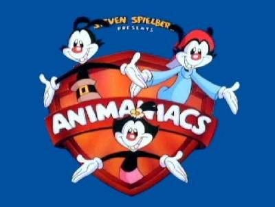 Animaniacs: Yakko Wakko & Dot - One of my favorite shows as a kid (and still is today thanks to DVD) is the brilliantly written and performed, perfect for all ages animated series Animaniacs.