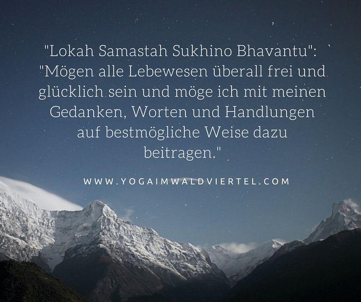Lokah Samastah Sukino Bhavantu