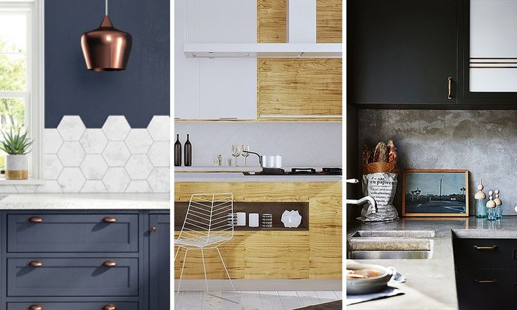 Modern Kitchen Colour Schemes