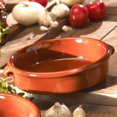 La Tienda Terra Cotta Cazuela Dish (9.5 inch, 48 oz/ 6 cup capacity) >>> For more information, visit image link.