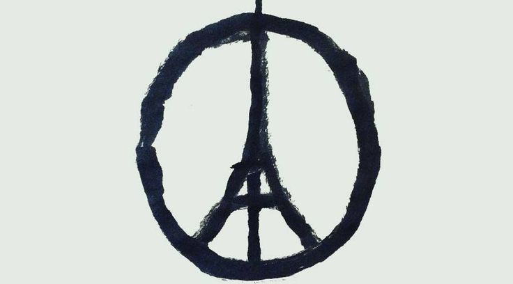 Humanity as it were, is on the brink of a short lived conscience. We pray for humanity tonight. We pray for Paris. We pray for Syria. We pray for Iraq. We pray for Beirut. We pray that in the end, peace is the sole victor. #PrayForParis   Solidarity from www.ikkivi.com