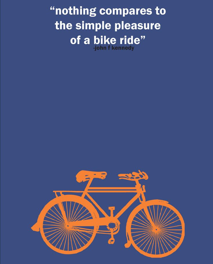 Bike Quotes: 1000+ Cycling Quotes On Pinterest