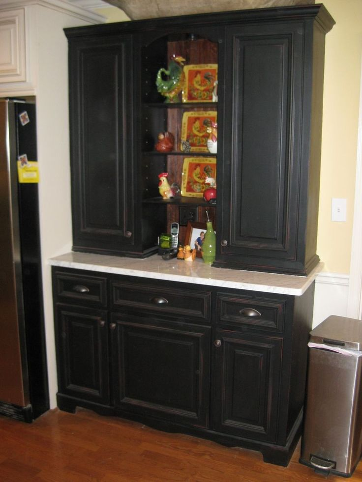 15 best Pantry and hutch ideas images on Pinterest   Home ideas ...