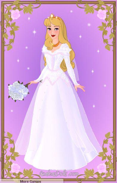 Princess Aurora Blue Dress | aurora wedding dress by zozelini fan art cartoons comics digital ...