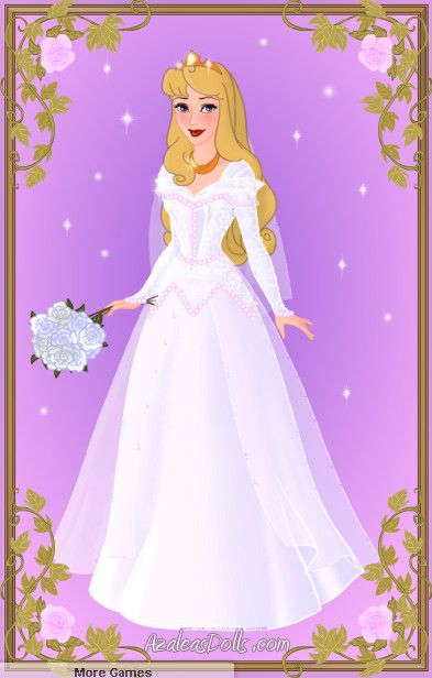 Princess Aurora Blue Dress | aurora wedding dress by zozelini fan art cartoons comics digital ...