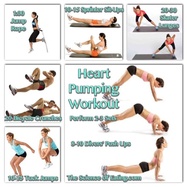 Circuit Training Combining Cardiovacular Work With Weight: 1000+ Images About Fitness On Pinterest
