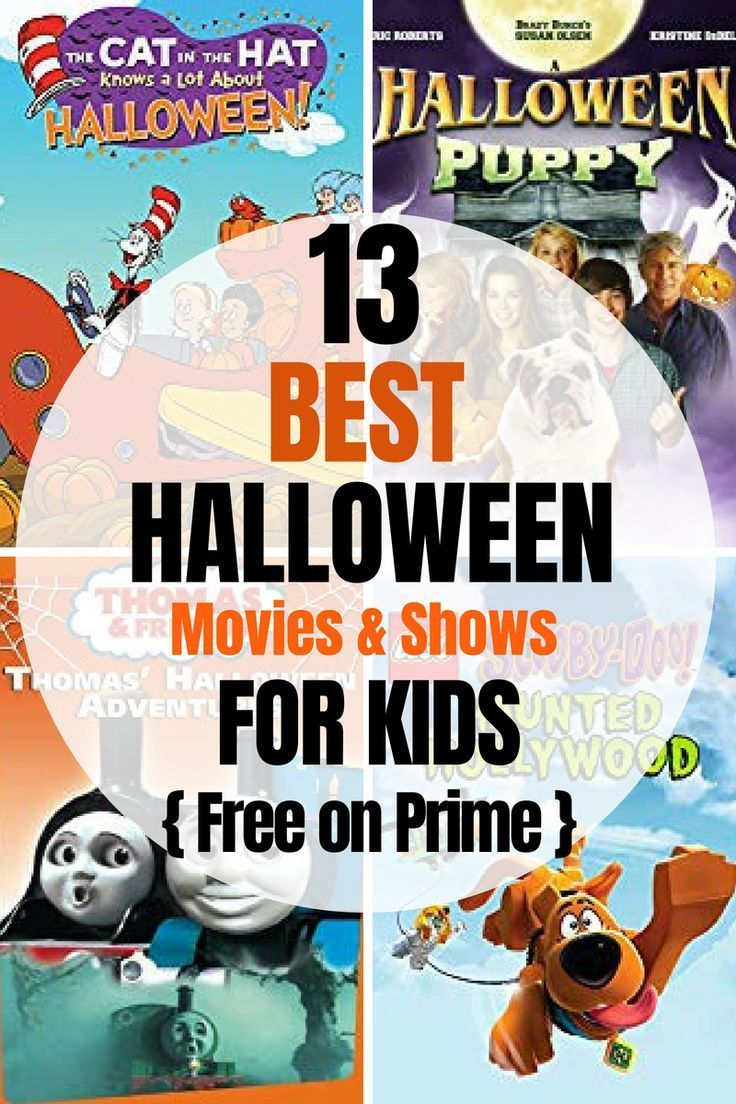 the best halloween movies for kids not scary full of fun and totally free to watch these halloween movies are the best free halloween movies on amazon