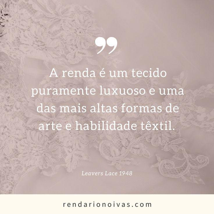 Confira nossos acessórios para noivas feitos exclusivamente no tecido mais delicado do mundo, a renda! #noiva, #inspiração, #casamento #quote #romantico #bride #renda #história #romance #rendado