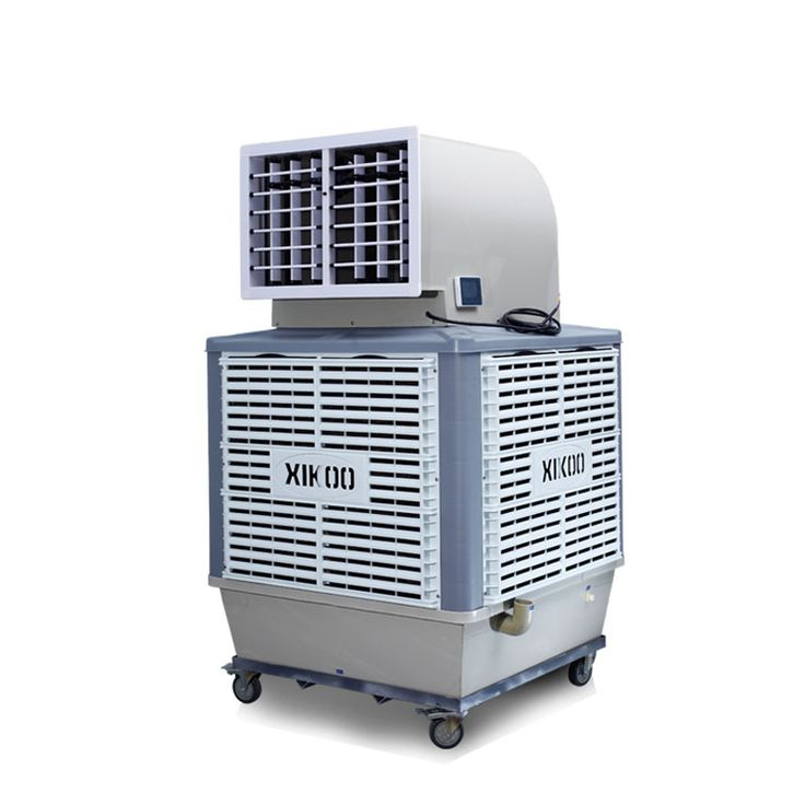 18000m³/h 1.1Kw Portable Air Cooler for 100㎡ Area