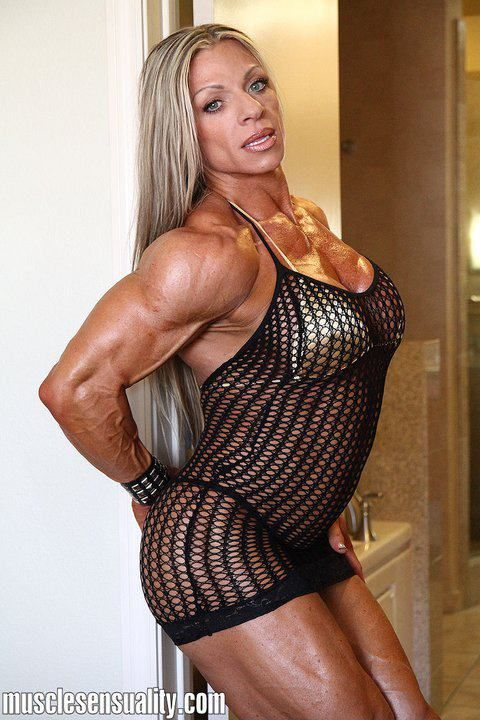 Muscle babes deb and mil part 2 - 3 6