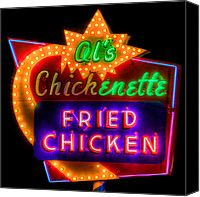 Al's Chickenette Photograph by Thomas Zimmerman - Al's Chickenette Fine Art Prints and Posters for Sale