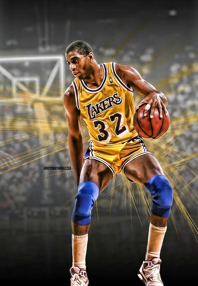 Magic Johnson. Best point guard in history.