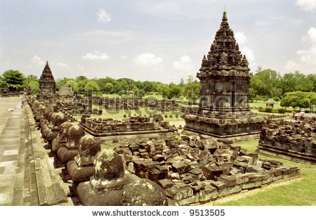 indonesia ruins - Google Search