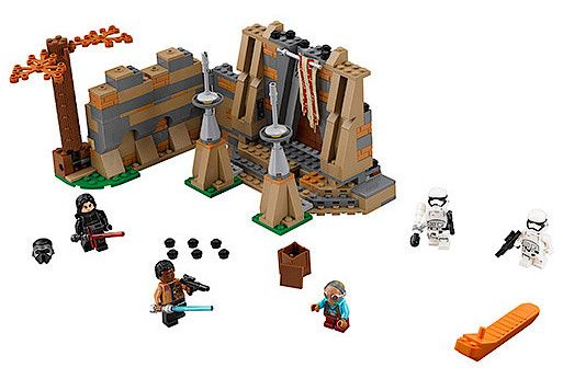 75139 LEGO Star Wars 2016 Battle on Takodana Set